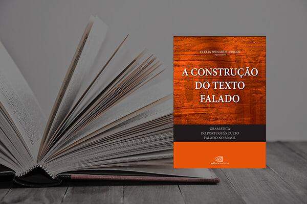 Capa do livro Gramática do Português Culto Falado no Brasil