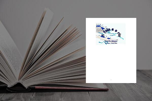 Capa do livro A Fala e o Rio