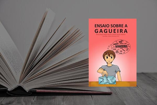 Capa do livro Ensaio sobre a Gagueira