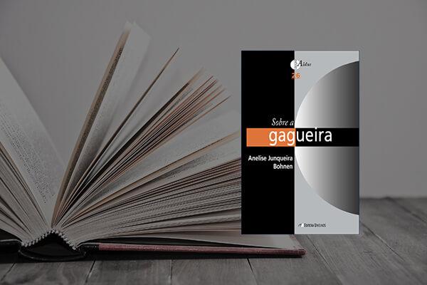 Capa do livro Sobre a Gagueira