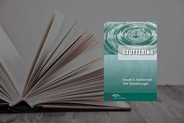 Capa do livro Stuttering