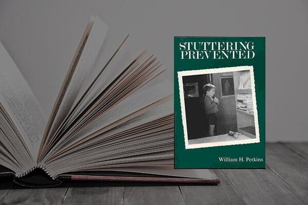 Capa do livro Stuttering Prevented