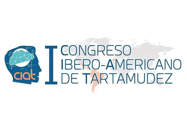 Logo I Congresso Ibero-Americano de Tartamudez
