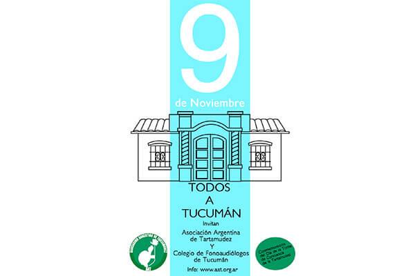 Logo Evento em San Miguel de Tucumán