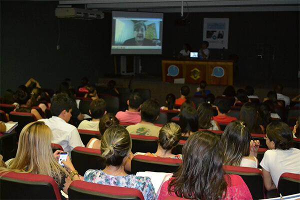 Evento em Fortaleza com Anelise Junqueira Bohnen
