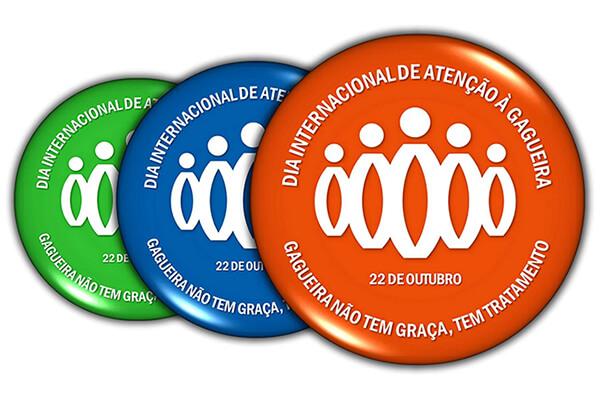 Selos DIAG em 3 cores