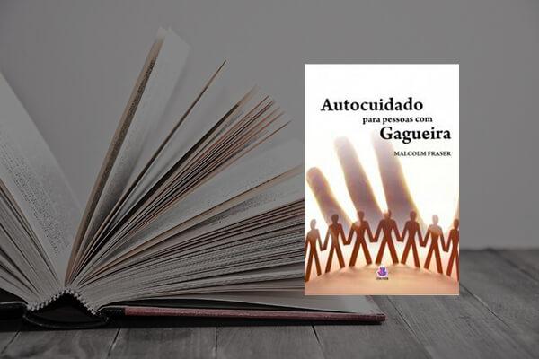 Capa do livro Autocuidado para Pessoas com Gagueira