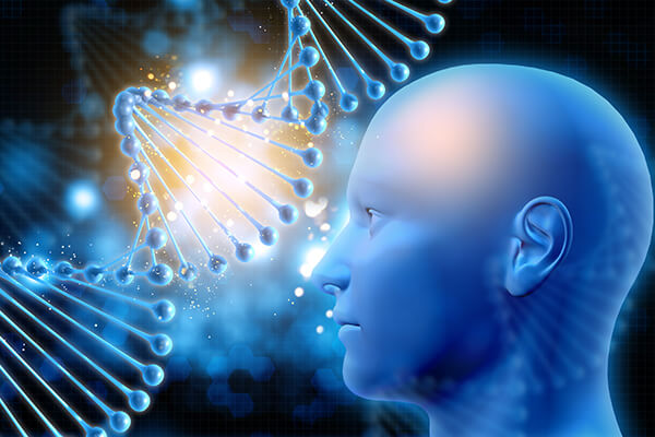 DNA da gagueira
