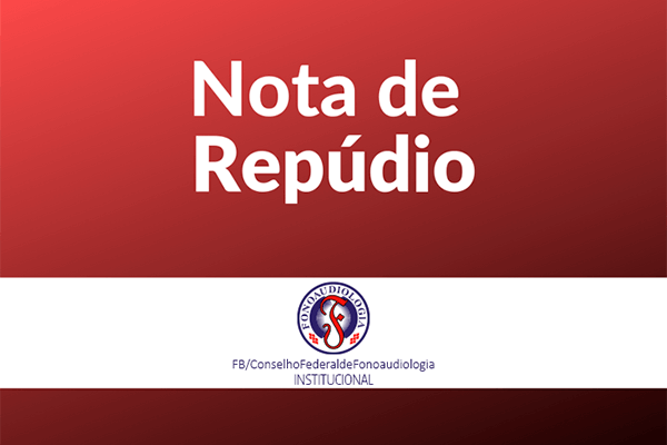 Nota de Repúdio do CFFa