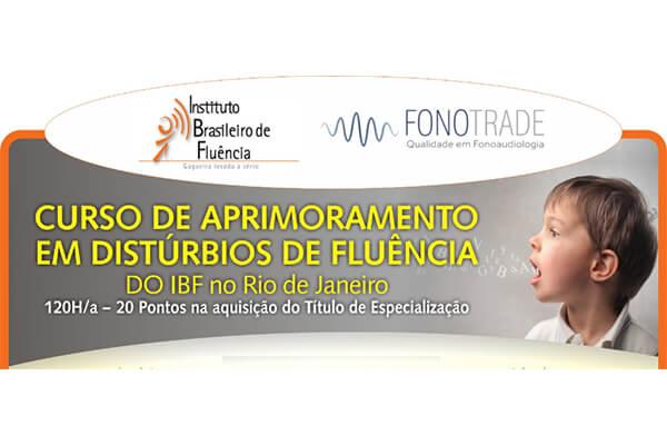 CURSO DE APRIMORAMENTO EM DISTÚRBIOS DA FLUÊNCIA NO RIO DE JANEIRO