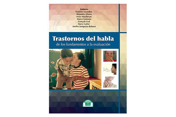 Capa do livro Transtornos del Habla