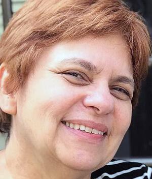 Diva Marquezi - Secretaria